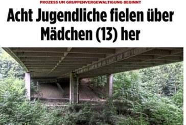 Започна делото срещу шестима български младежи за груповото изнасилване в Германия