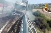 Български тираджия в адска катастрофа в Италия, уби баща и син