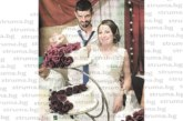 """Акушерка в МБАЛ – Благоевград направи най-вълнуващия подарък за 27-ия рожден ден на любимия си – каза заветното """"да"""" на сватба пред 700 гости в Абланица"""