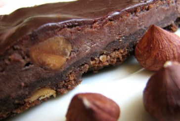 Шоколадов маскарпоне чийзкейк