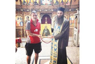 """С икона на Св. Иван Рилски тръгва за историческа титла """"Марек-Дигеста"""""""