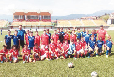 """Децата на """"Беласица"""" с 3 от 4 срещу """"Олимпия"""""""