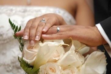 Ритуалчиците в Кюстендил ще прегреят, на 18.08.2018 са записали 14 сватби