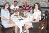 Отличници на Земеделската гимназия на вечеря с шефа