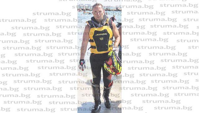Благоевградски бизнесмен грабна златото на републиканския шампионат по джет ски