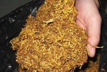 Полицията конфискува 80 кг нарязан тютюн в Симитли