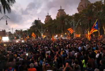 Безредици в Барселона