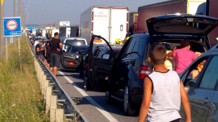 Кошмар на българо-гръцката граница