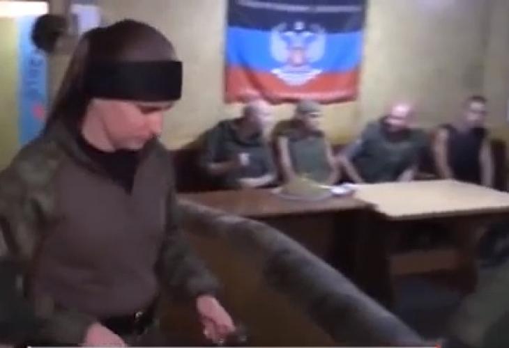 Вдовицата на Захарченко се зарече да отмъсти за смъртта му