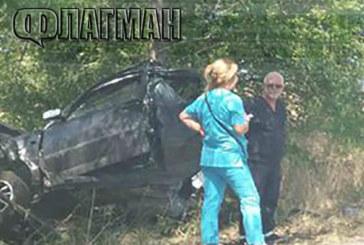 Черната серия на пътя продължава! Млада жена загина при зверска катастрофа