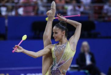 България без медал на Световното по художествена гимнастика