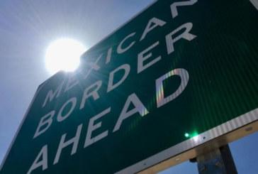 Започна изграждането на стената по границата в Мексико
