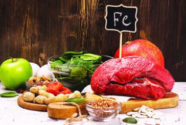 Как да разпознаете анемията и да добавите желязо към храната