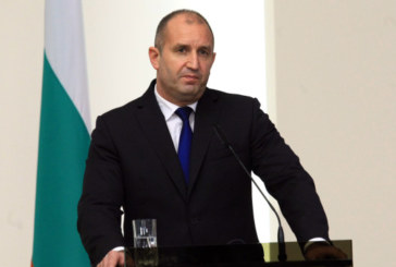 Румен Радев с коментар за новите министри