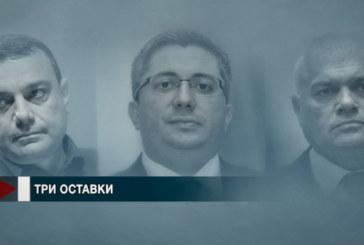 Коалиционният съвет на ГЕРБ и Патриотите обсъжда министерските оставки