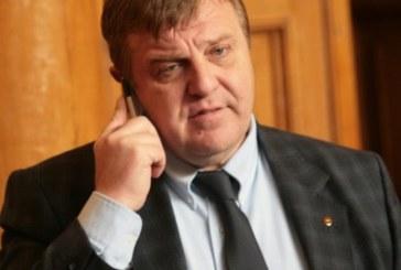 Красимир Каракачанов: НФСБ няма да излезе от управлението