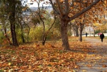 Времето през октомври: Очакват ни температури от -4 до +28 градуса