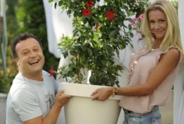 Рачков и Мария с нов апартамент