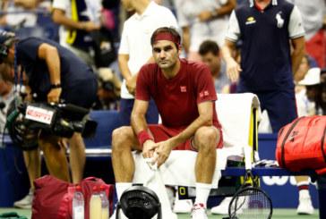 Австралийски анонимник изхвърли Федерер от US Open!