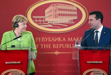Мереркел: Благодаря за куража на Борисов