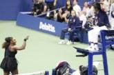 Женската тенис асоциация защити Серина Уилямс след скандала на US Open