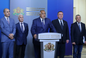 КОАЛИЦИОНЕН СЪВЕТ! Лидерите на управляващите партии на спешни консултации