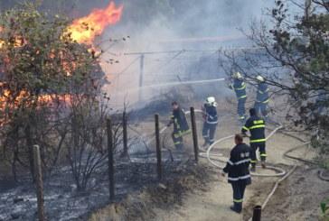 Бедствията в Благоевградско продължават