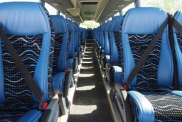 Задължително колани в автобусите при курс над 30 км