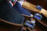 Трите министерски оставки влизат за гласуване в парламента