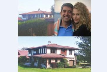 """""""Бомба е паднала"""" в тайното имение на Росен Плевнелиев в село Баня"""