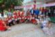"""ДОБРАТА ТРАДИЦИЯ! На импровизиран флашмоб ПК """"Струмешница"""" раздаде подаръци на учениците"""