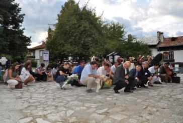 Ритуално шествие и панихида за героите от Илинденско–Преображенското-Кръстовденско въстание