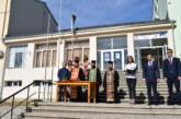 """Кметът Кирил Котев официално откри реновираната сграда на ЗПГ """"Климент Тимирязев"""" – Сандански"""