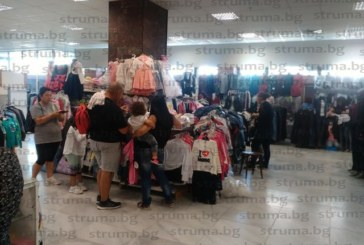 Глад за клиенти в магазините в ГУМ – Дупница преди първия учебен ден, родители: Пазаруваме в Благоевград и София, тук е скъпо
