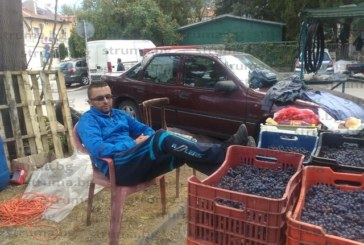 Заради лошата реколта! Търговци от Югозапада продават скъпо грозде от Свиленград, купувачи няма