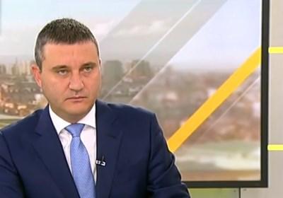 Горанов: Ще има още смяна на министри