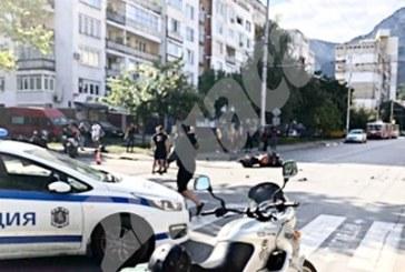 Бивш катаджия отне предимството на моторист и го погуби