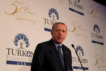 Ердоган напусна Общото събрание на ООН, когато започна да говори Тръмп