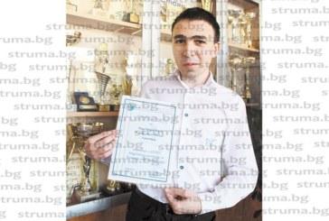 Носителят на Национална диплома от МОН за 2018 г. К. Иванов: Успехите ми не са нещо изключително, просто човек  трябва да има желание и да положи необходимите  усилия, ходих единствено на частни уроци по английски