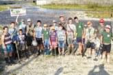 Деца от Якоруда и Г. Делчев мериха сили в състезание по риболов, първи финишира 14-г. Г. Вакареев с улов 11 пъстърви