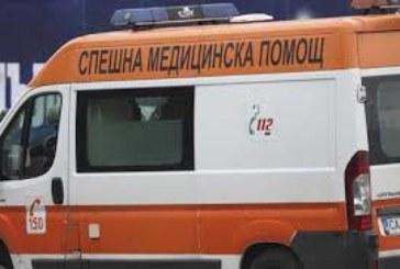 Жена е пострадала при катастрофата край Бобошево