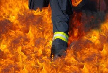 Огнеборци гасиха 5 пожара в Югозапада