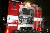 Пожар пламна в ресторант в Благоевград