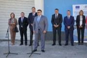 Новият вътрешен министър Мл. Маринов откри в Благоевград обновените сгради на полицията, обеща бронежилетки, компютри и автомобили