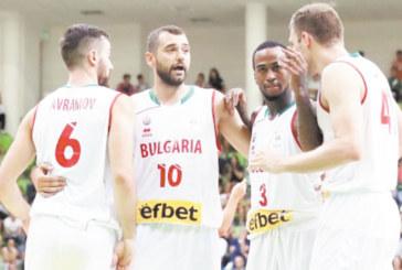 Водена от звездата с бобошевски корени Ал. Везенков, България шокира Франция на баскетбол