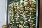 Тиквички на фурна с кашкавал