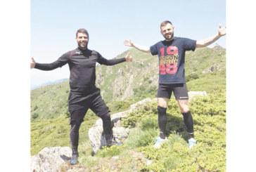 Орлето Сп. Делев лятото катереше планините, в началото на сезона най-мрачната прогноза е операция