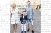 Ексорлето Хазуров отново на училище, но този път със сина си първокласник