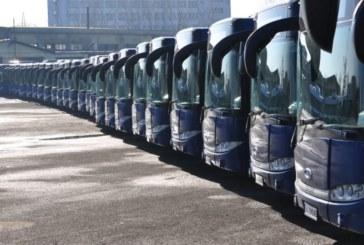 Автобусните превози поскъпват заради екотакси