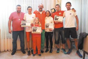 Наградиха най-добрите в столицата на планинското бягане Сапарева баня